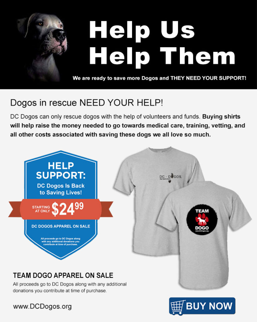 Team Dogo Apparel