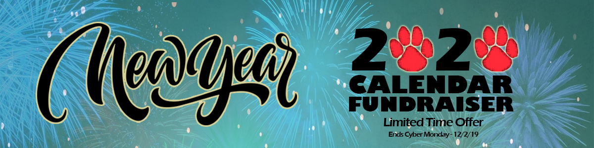 2020 Calendar Fundraiser